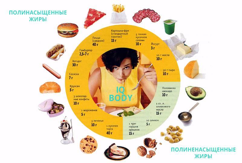19 здоровых продуктов, богатых жирами, которые должны быть в вашем рационе