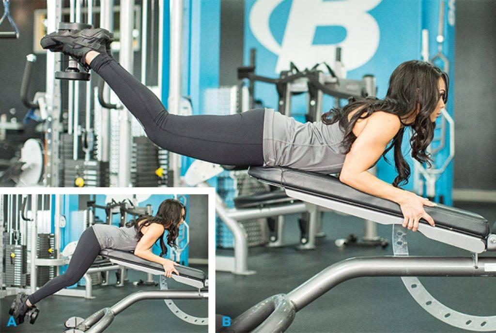 Упражнения для ягодиц в тренажерном зале — sportfito — сайт о спорте и здоровом образе жизни