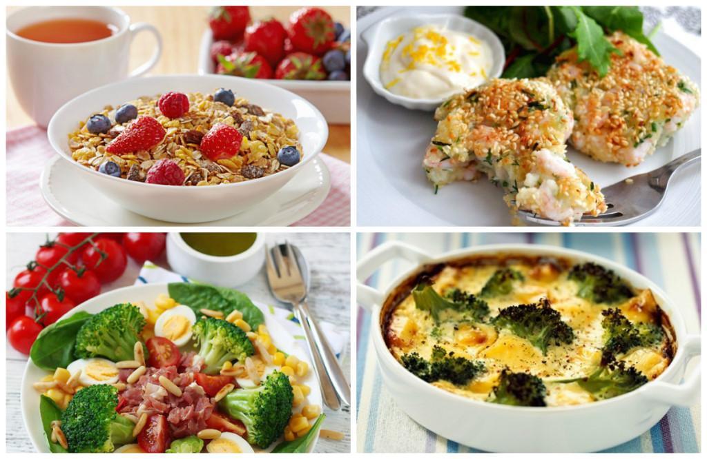 Обед при правильном питании: основная концепция, соотношение белков, жиров и углеводов, что нужно есть, варианты блюд и рецепты