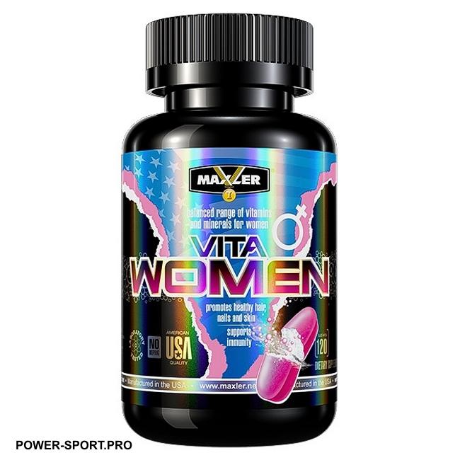 Maxler vita women: отзывы, состав, инструкция по применению. комплекс витаминов и минералов для автивных женщин