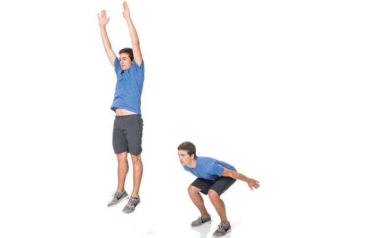 Раз уж летать человеку не дано - как увеличить прыжок в высоту в баскетболе?
