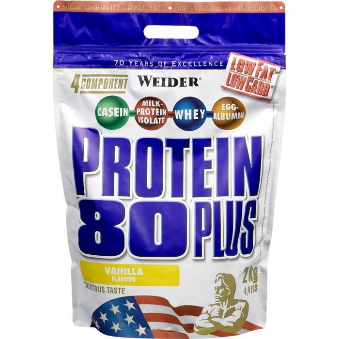 Protein 80+ (weider)