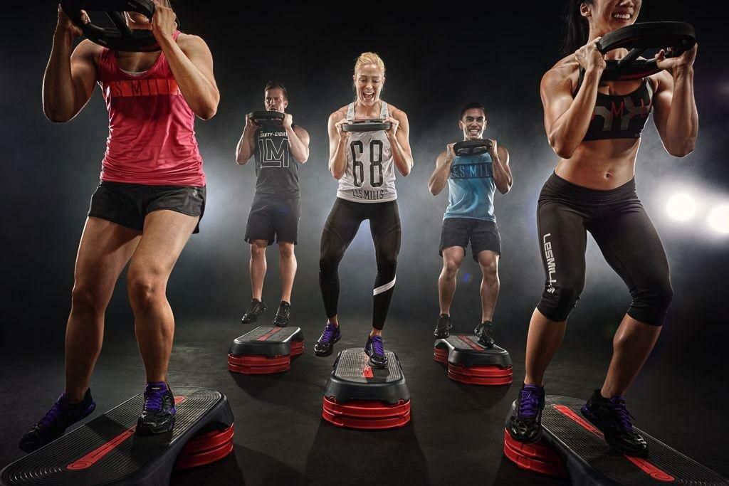 Тестируем в редакции: что такое тренировки body pump