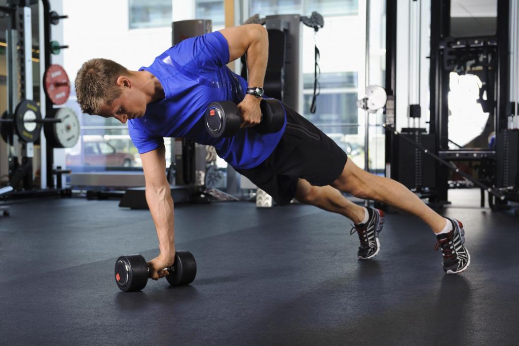 Какой вес гантелей выбрать мужчине: советы тренера