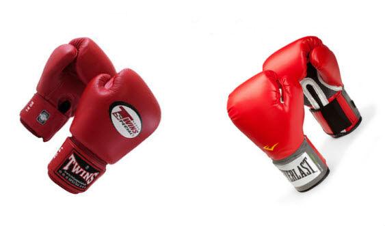 Как выбрать боксёрские перчатки?