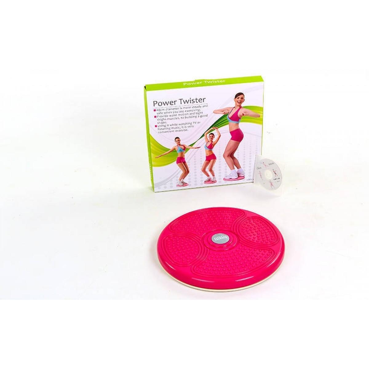 Упражнения на диске здоровья для похудения живота и тела — evehealth