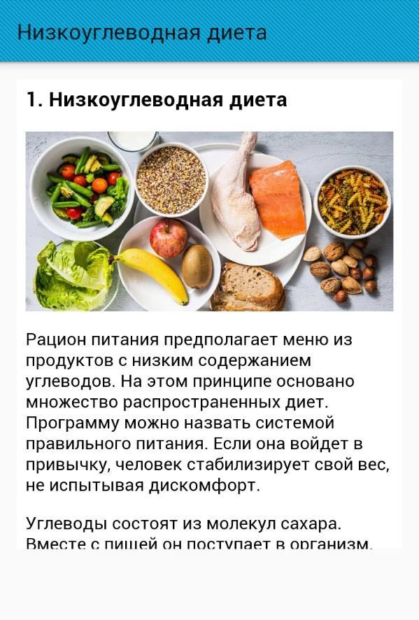Безуглеводная диета: меню и таблица продуктов, отзывы (низкоуглеводная диета)