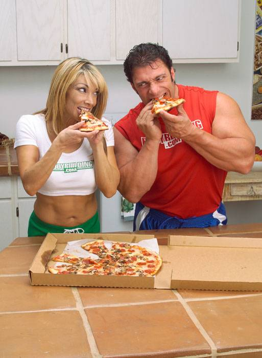 Читмил для похудения- как правильно делать cheat meal