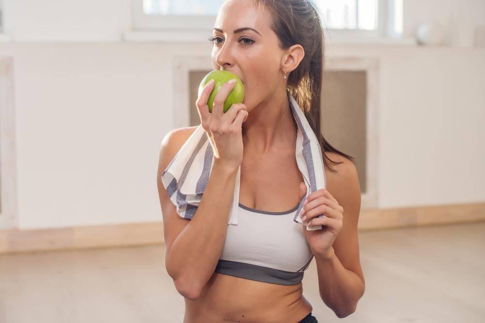 О еде после тренировки для похудения: что можно кушать вечером, чтобы похудеть