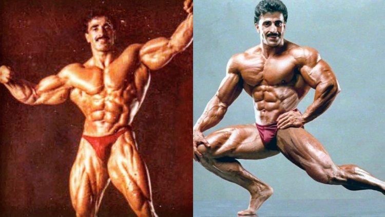 Самир баннут: легенда олимпии | muskul.pro | яндекс дзен