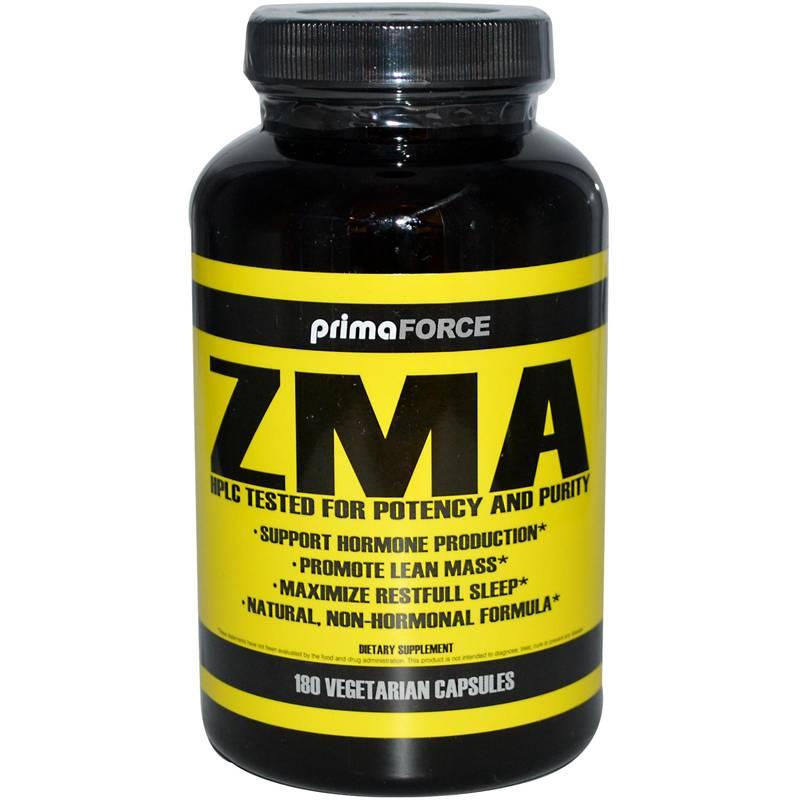 Zma (зма) спортивное питание: для чего нужно и как его принимать?