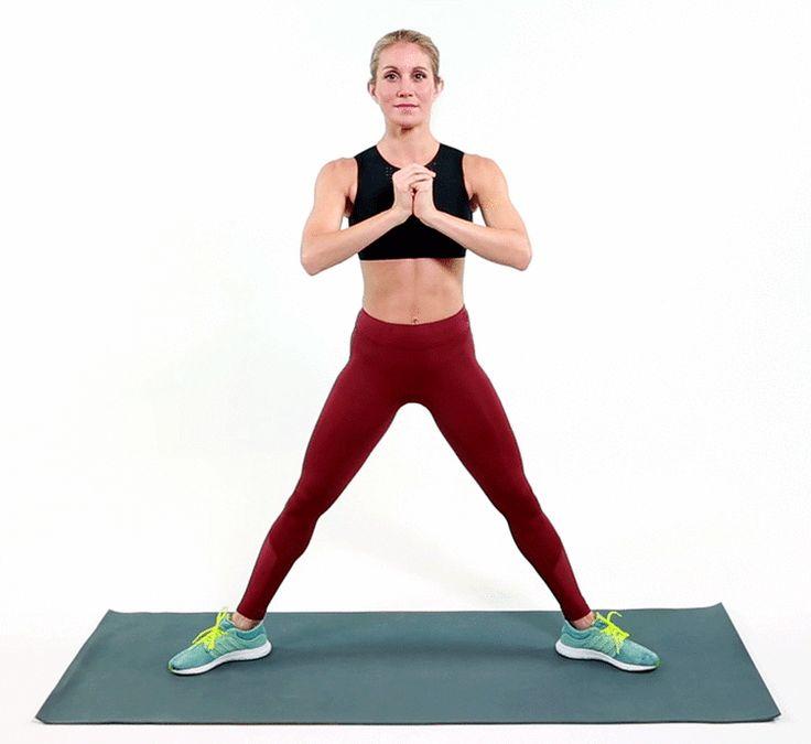 Упражнения для внутренней части бедра (самые эффективные в домашних условиях) | lisa.ru
