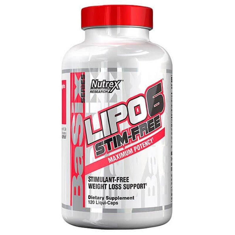 Жиросжигатель lipo 6x от nutrex: состав, как принимать, цена