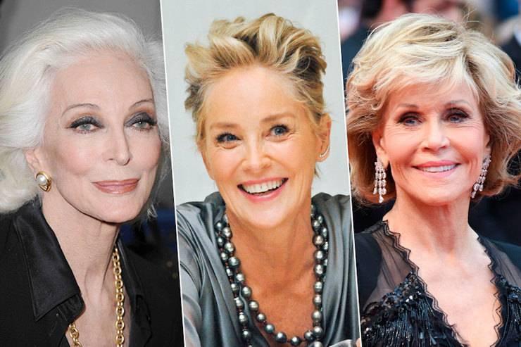 Эффективные способы выглядеть моложе в 40 и 45 лет