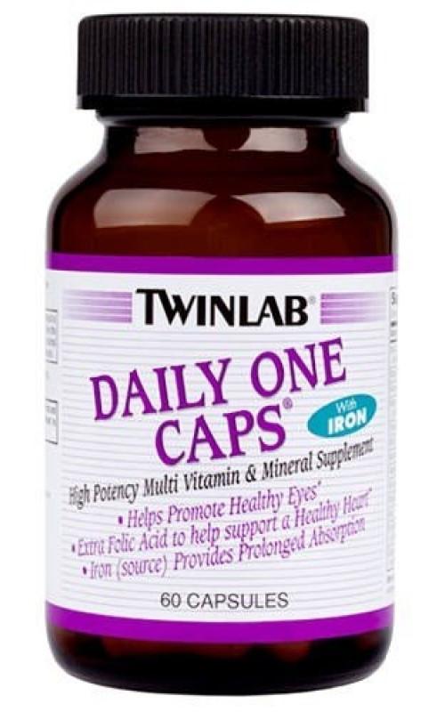 Твинлаб витамины daily one caps