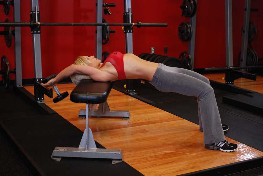 Упражнения для спины для девушек: лучшие комплексы