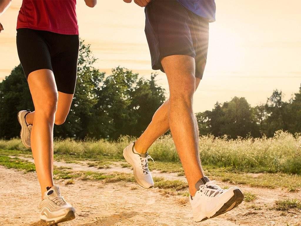 Почему так полезно бегать трусцой, польза и вред