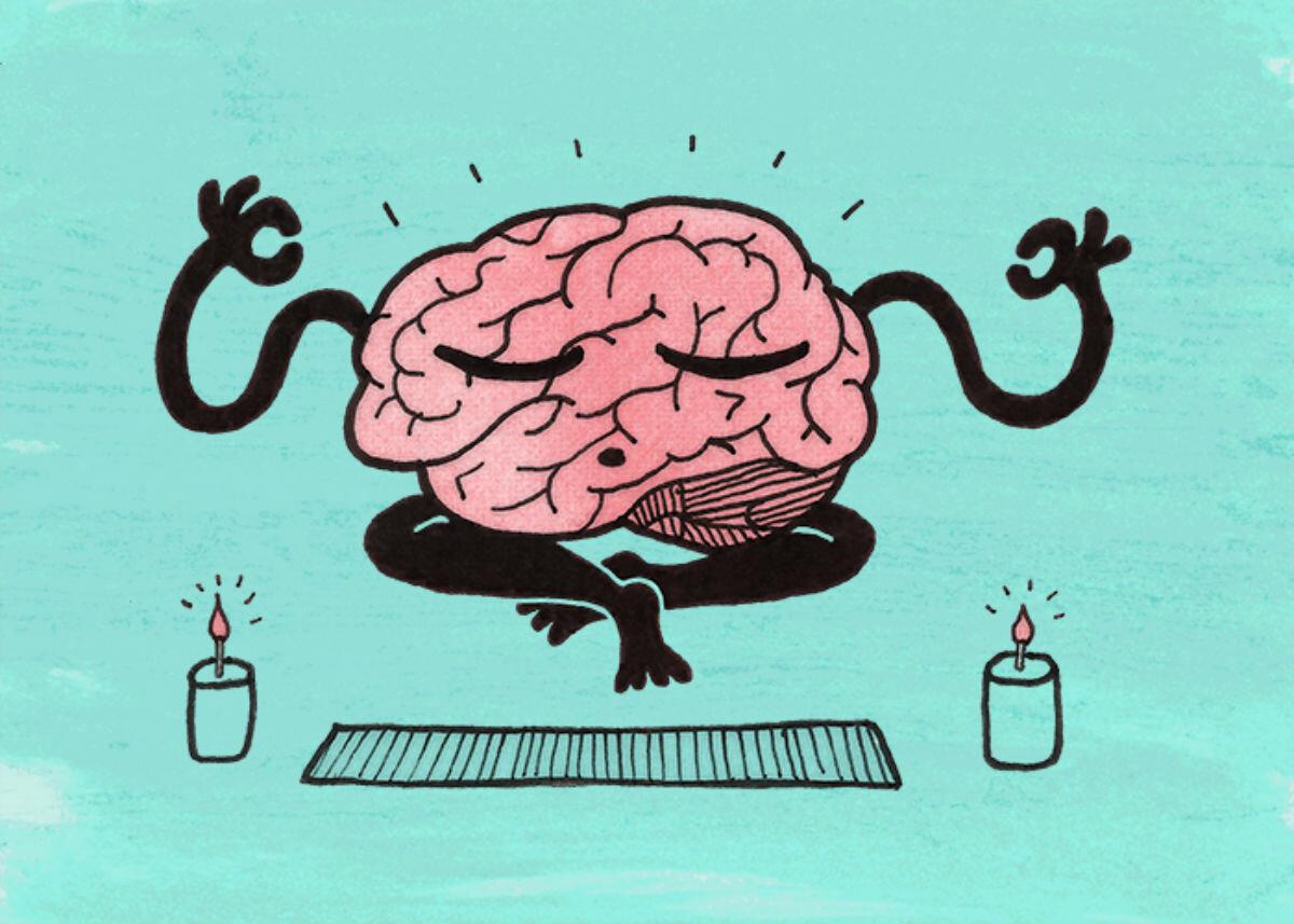 Как с помощью тренировок помочь мозгу стать креативнее, думать быстрее и перестать нервничать