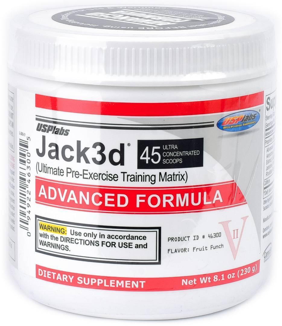 Предтренировочный комплекс jack3d: состав и как принимать