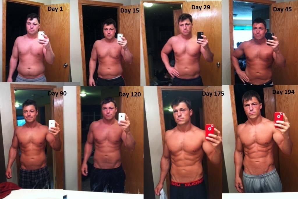 Как тренироваться чтобы не накачать мышцы а похудеть?