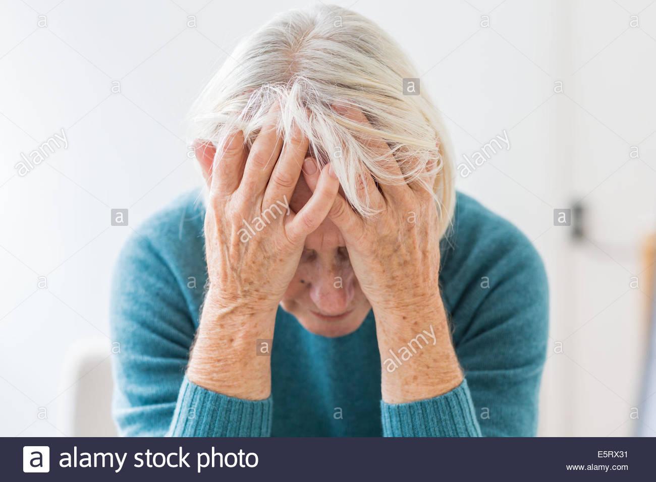 Стресс ускоряет старение