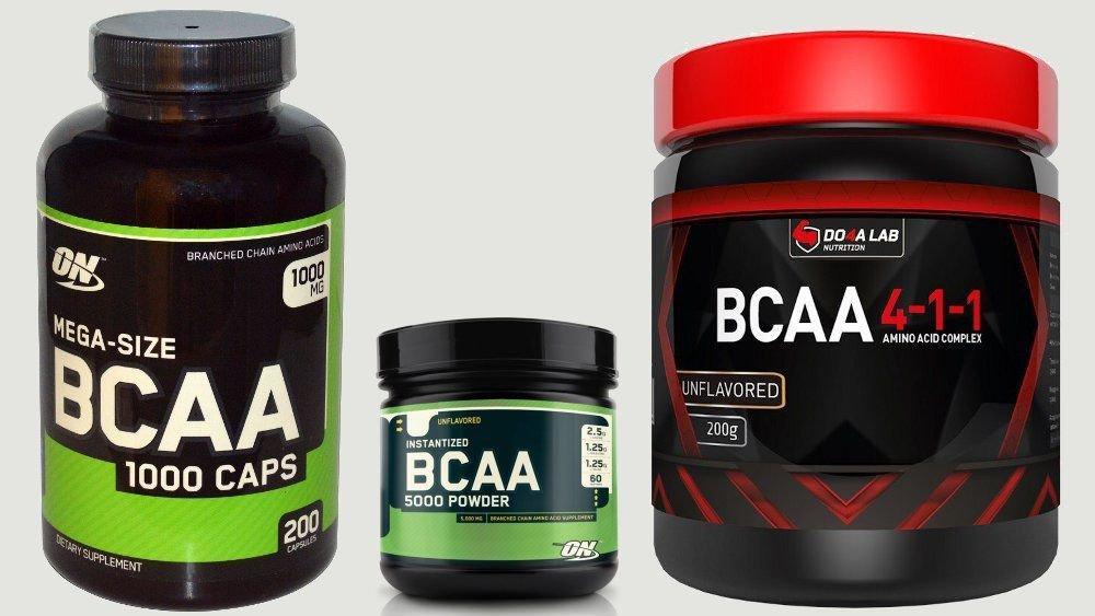 Bcaa в порошке: польза и инструкция по применению