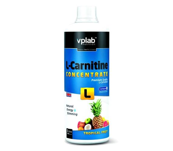 Vp lab l-carnitine concentrate 1л как принимать. схема употребления