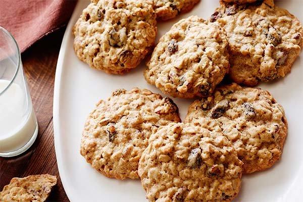 Диетическое овсяное печенье для похудения: низкокалорийные рецепты в домашних условиях