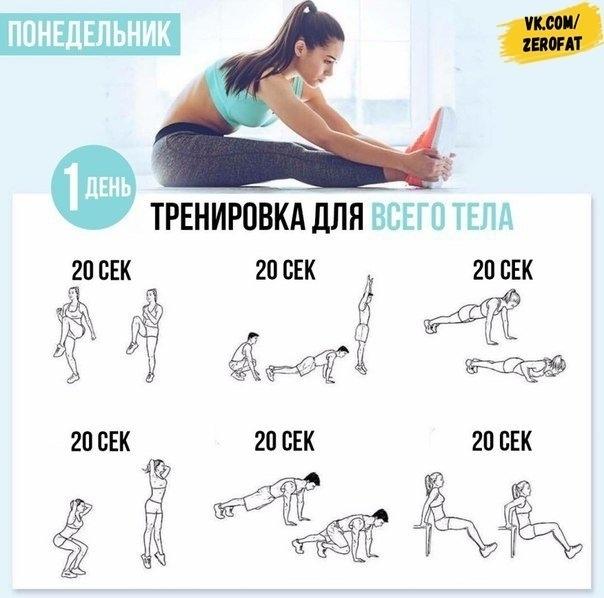 15 упражнений для похудения. как убрать живот, подтянуть бедра и ягодицы