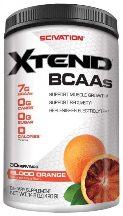 Xtend original bcaa 390-435 гр (scivation)