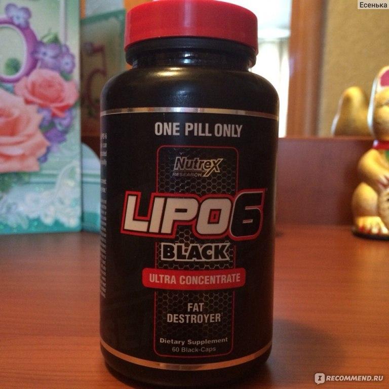 Факты о жиросжигателе nutrex lipo 6 black hers/ultra concentrate: состав, реальные отзывы и вред | promusculus.ru