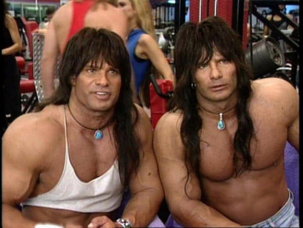 Дэвид и питер пол как они выглядят сейчас © начало 2000-х ностальгия