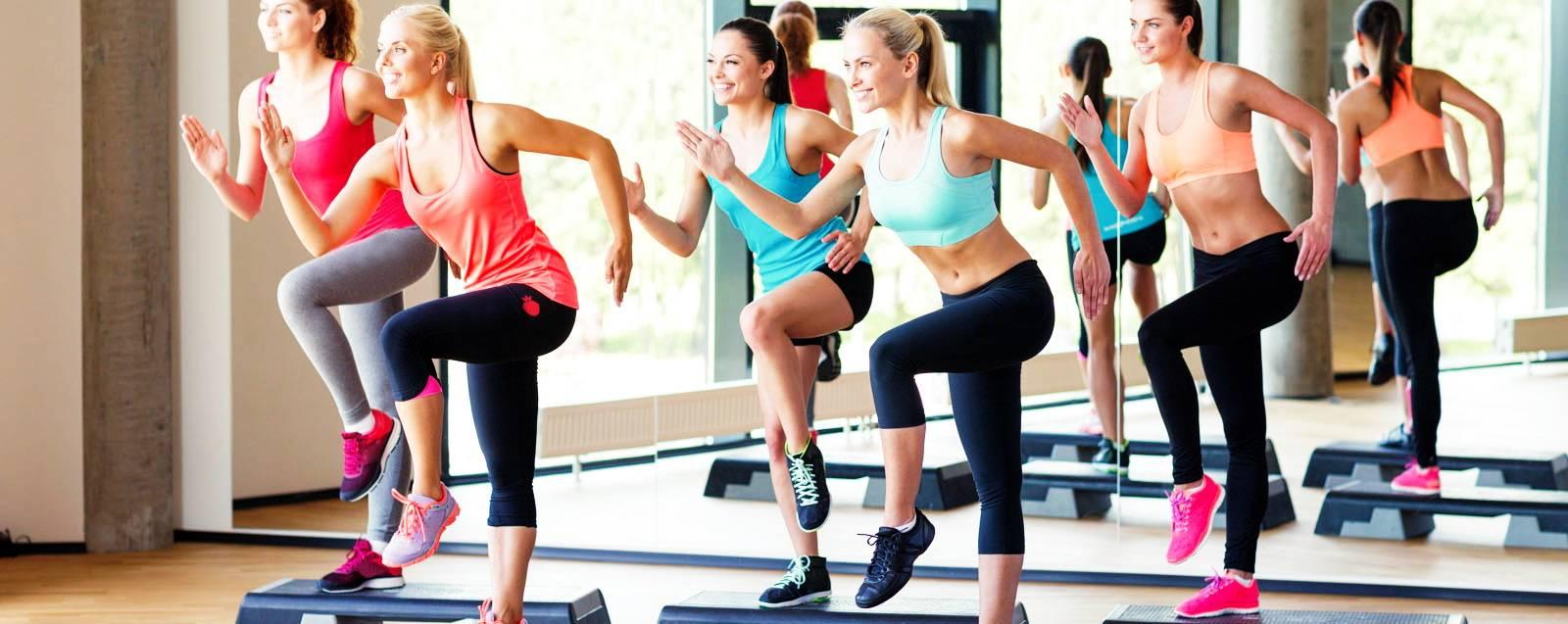 Эффективные виды фитнеса для женщин