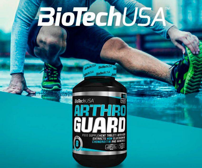 Arthro guard biotech: состав, форма выпуска, инструкция и стоимость