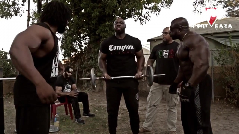 Брендон керри: биография, рост и вес бодибилдера, выступления на олимпии