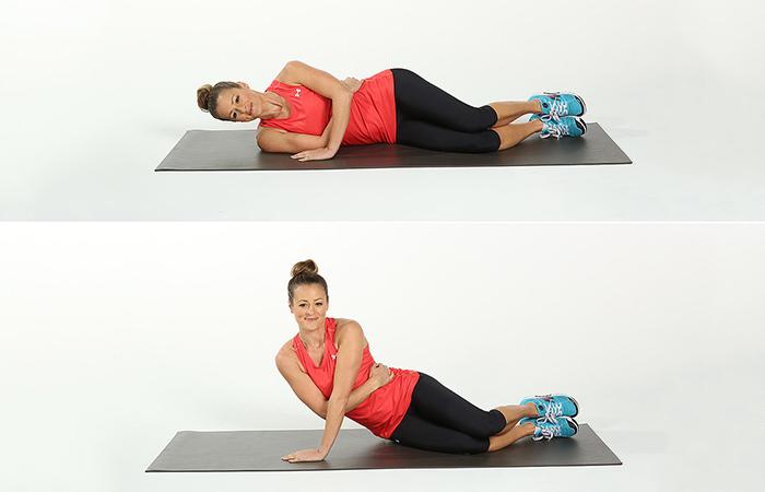 Упражнения на трицепс для девушек: эффективный комплекс упражнений