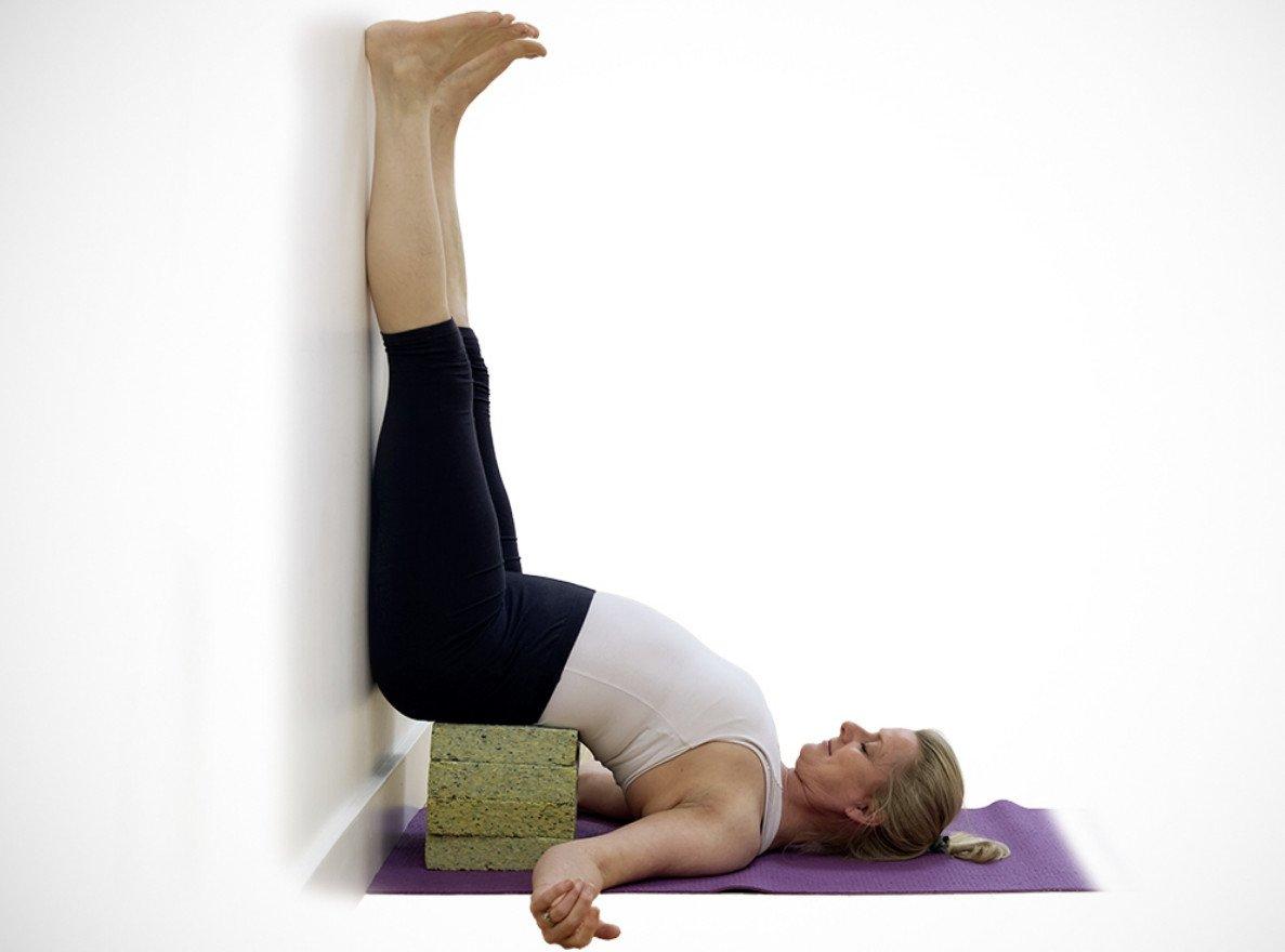 Упражнение березка для позвоночника