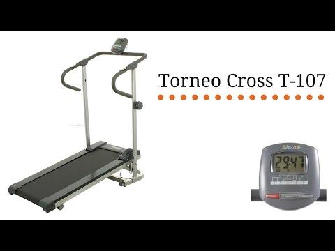 Беговая дорожка Torneo Cross: отзывы