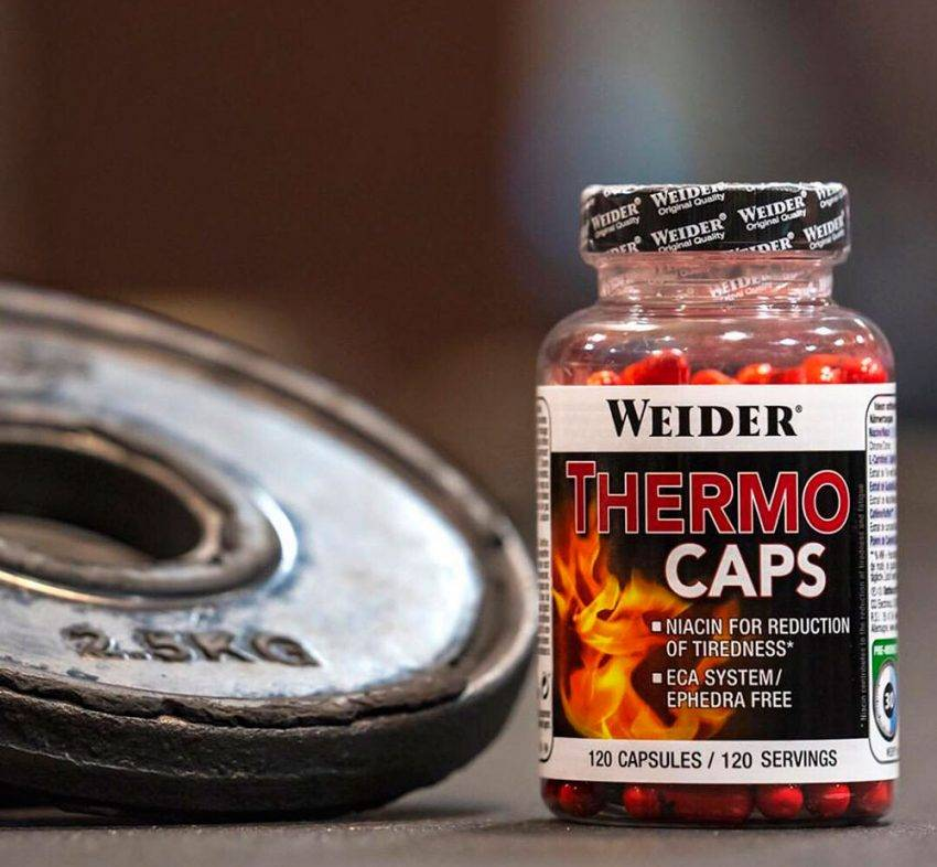 Thermo Caps от Weider