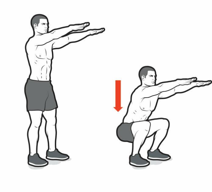Как накачать огромные ноги
