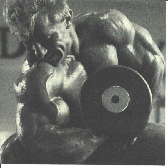 Тренировки легендарных атлетов.