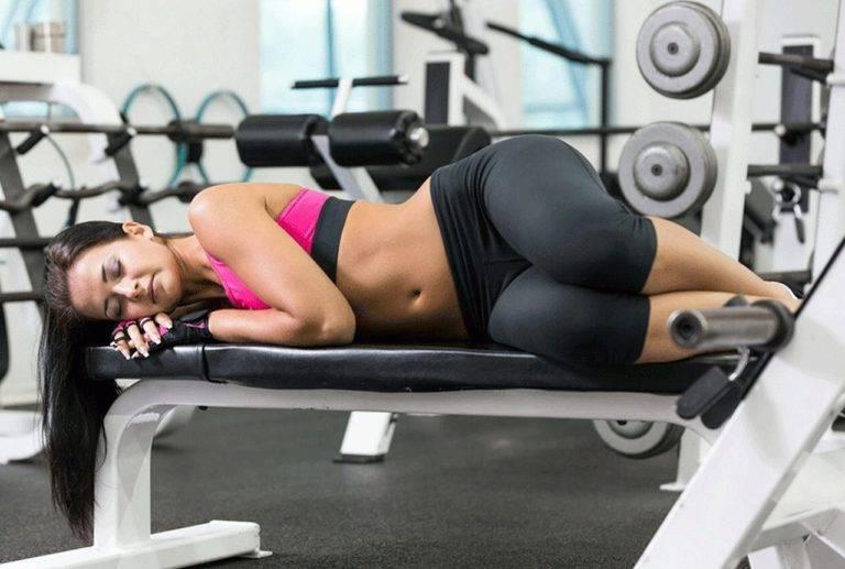 Можно ли тренироваться каждый день в зале?