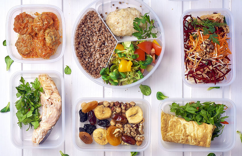 Дробное питание для похудения. меню на день и неделю – будь здоров!