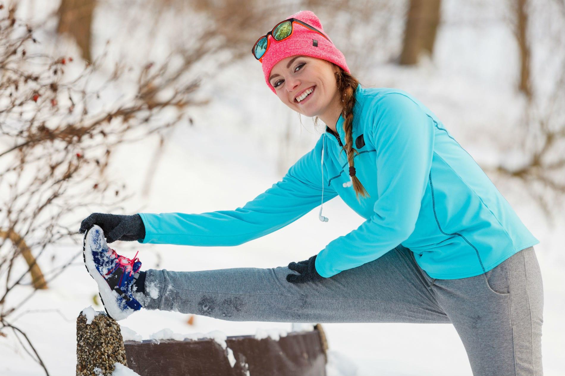 Как похудеть зимой в домашних условиях  | сижу дома