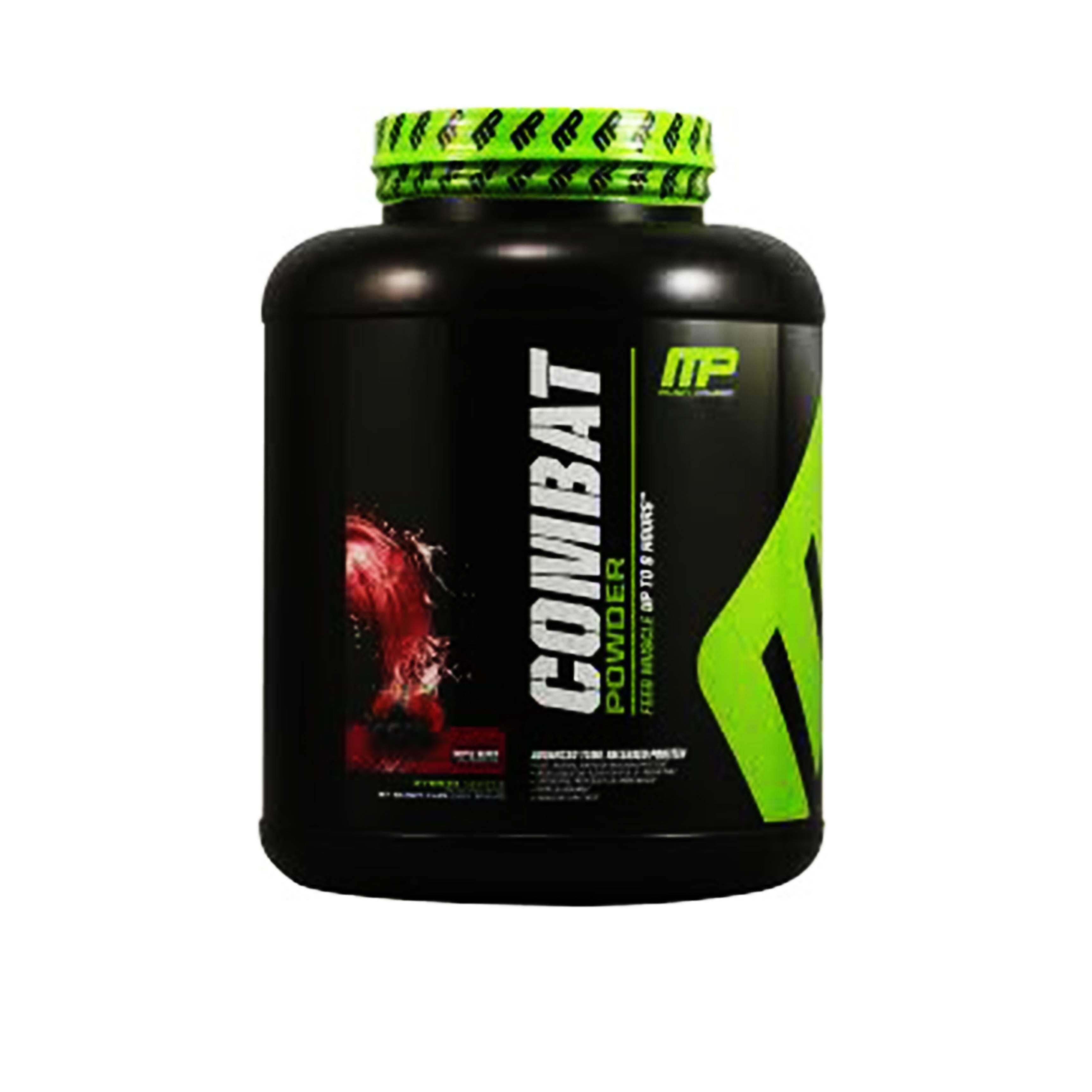 Combat powder — в чем популярность протеина от musclepharm