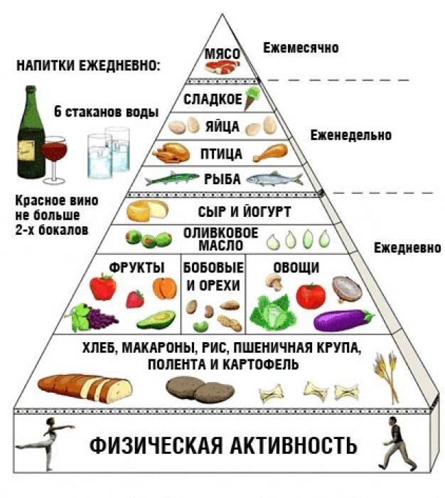 Список продуктов для правильного питания: разнообразный, здоровый рацион