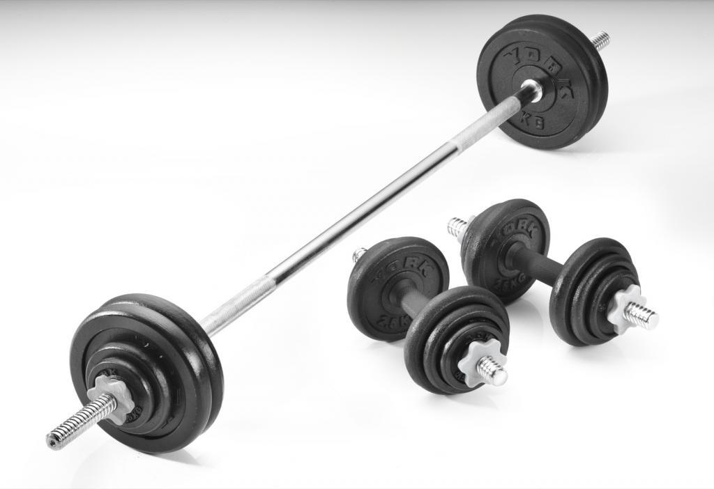 Как выбрать гантели: особенности, цены + 25 упражнений