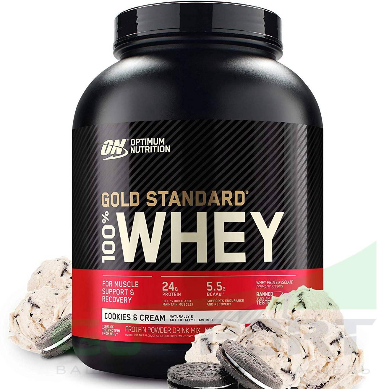 100% whey protein gold standard от optimum nutrition, как принимать, состав