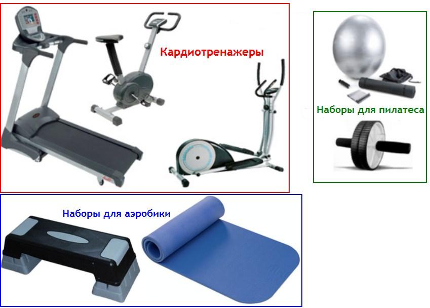 Тренажеры для дома – 85 фото лучших современных механизмов для фитнеса
