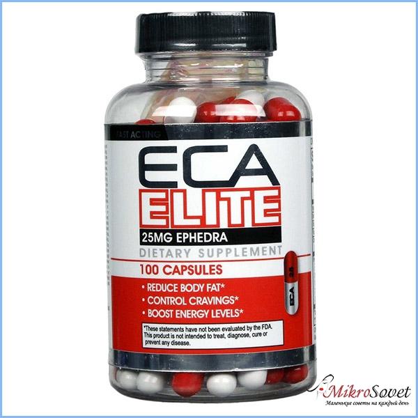 Эка (эфедрин кофеин аспирин): чем жиросжигатель полезен для похудения?